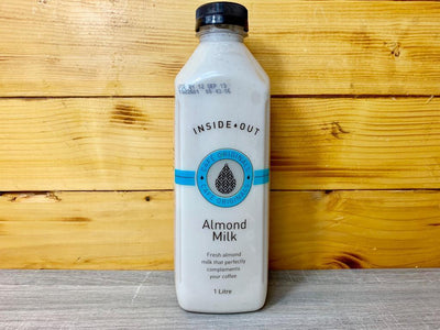 Inside/Out Cafe Originals Almond 1L Dairy & Eggs > Dairy Alternatives
