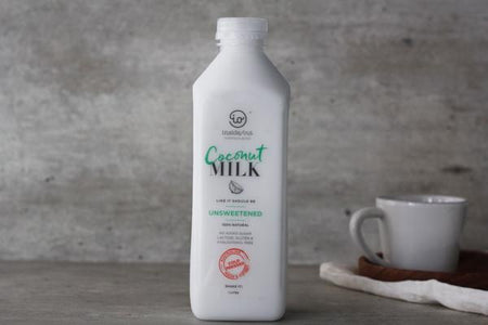 Inside/Out Coconut Milk Unsweetened 1L* Drinks > Milks & Dairy Alternatives