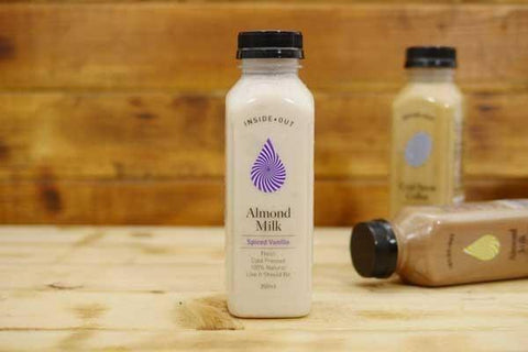Flavoured Almond Milk Salted Caramel 350ml*