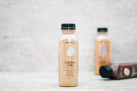 Inside/Out Mocha Cold Brew 350ml Drinks > Milks & Dairy Alternatives