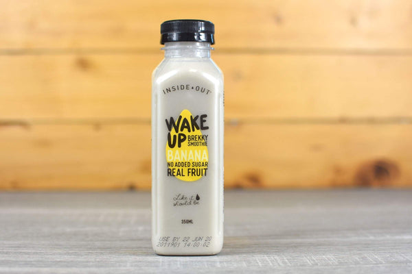 Inside/Out Wake Up Banana 350ml Drinks > Dairy Alternatives