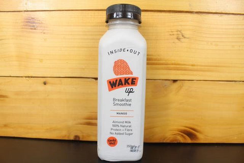 Wake Up Dark Choc Banana 350ml