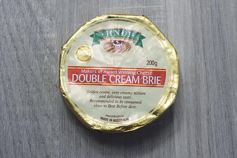 Double Brie Cheese 250g