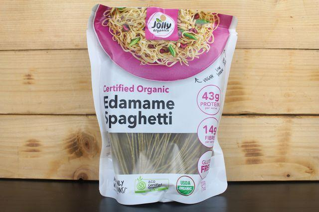 Jolly Jolly Org Edamame Spaghetti 200g Pantry > Pasta, Sauces & Noodles
