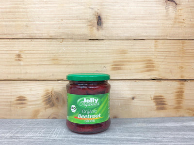 Jolly Jolly Organics Beetroot Slices 330g Pantry > Canned Goods