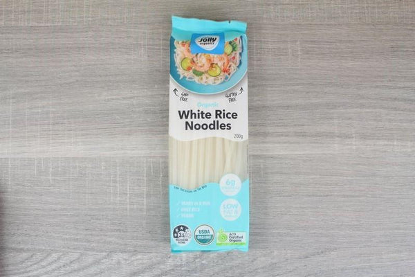Jolly White Rice Noodle 200g Pantry > Pasta, Sauces & Noodles