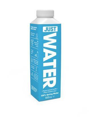 Just Just Water 100% Spring Water 500ml Drinks > Water