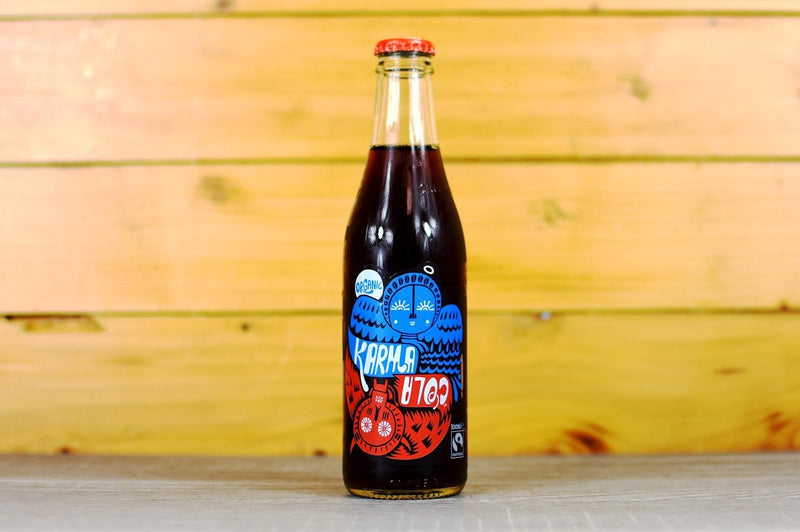 Karma Drinks Karma Cola 300ml Drinks > Soft Drinks & Mixers