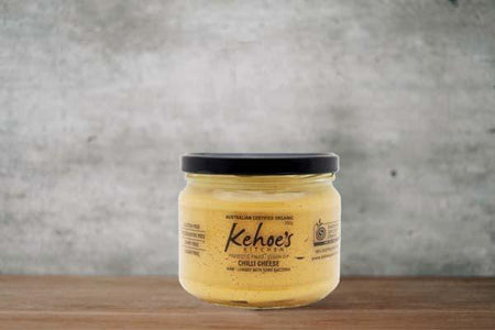 Kehoe's Kitchen Chili Cheese Dip 250g Dairy & Eggs > Cheese