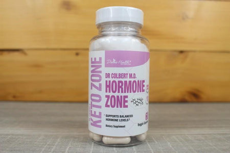 Keto Zone Hormone Zone Supplement 60 Capsules Pantry > Protein Powders & Supplements