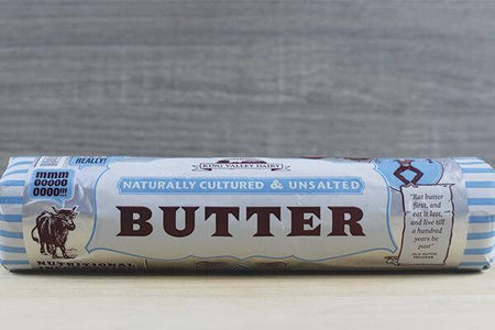 King Valley Dairy King Valley Unsalted 250g log Dairy & Eggs > Butter