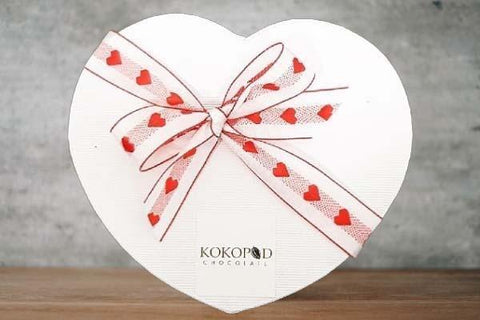 Kokopod Chocolate Be My Valentine Salted Caramel Pralines Pantry > Confectionery