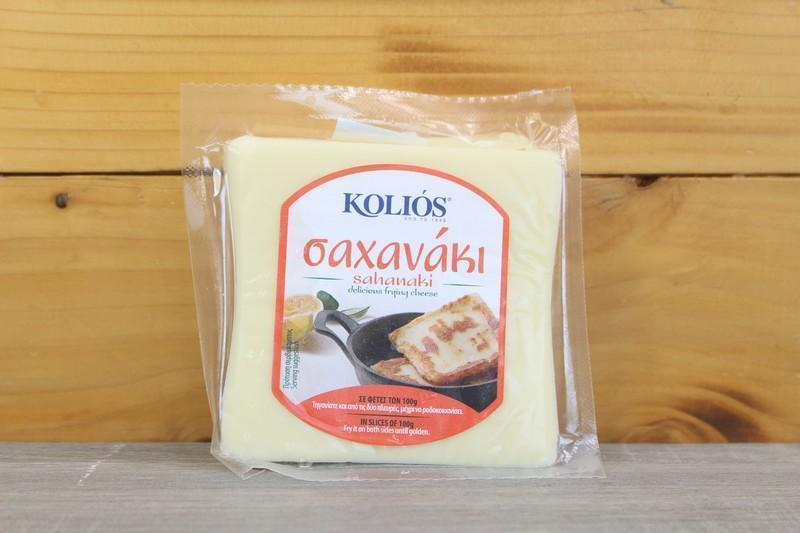 Kolios Saganaki Cheese 200g Dairy & Eggs > Cheese