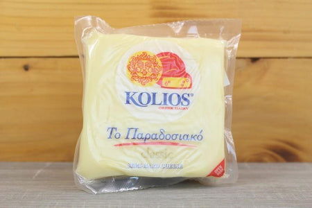 Kolios Traditional Classic Semi-Hard Cheese 400g Dairy & Eggs > Cheese
