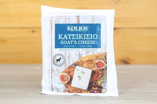 Kolios Traditional Greek Goat's Cheese 200g Dairy & Eggs > Cheese