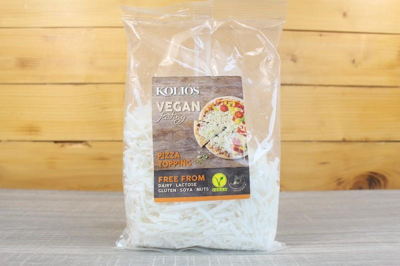Kolios Vegan Pizza Shredded Cheese 200g Dairy & Eggs > Cheese