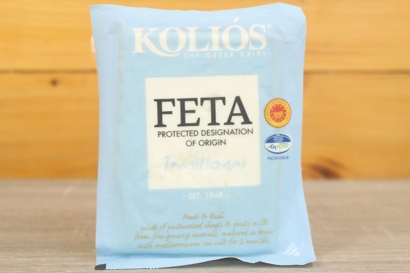 Kolios Vintage Feta P.D.O Cheese 200g Dairy & Eggs > Cheese