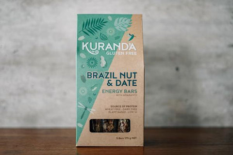 Brazil Nut & Cherry Raw Paleo Bar 45g