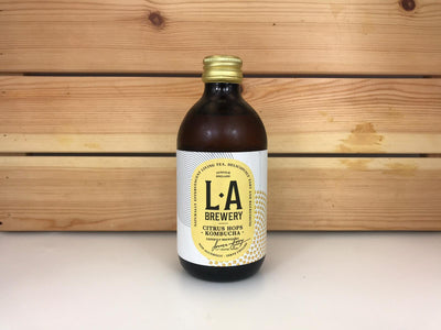 LA Brewery LA Citrus Hops Kombucha 300ml Drinks > Coffee & Tea