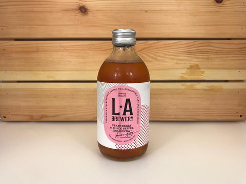 LA Ginger Kombucha 300ml
