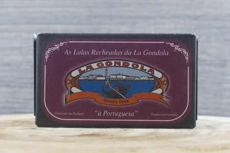"La Gondola Stuffed Squid ""Portuguese style"" Calmars Pantry > Canned Goods"