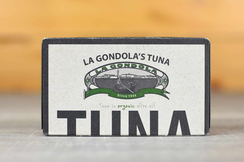 La Gondola Tuna in Organic Olive Oil 120g Pantry > Canned Goods
