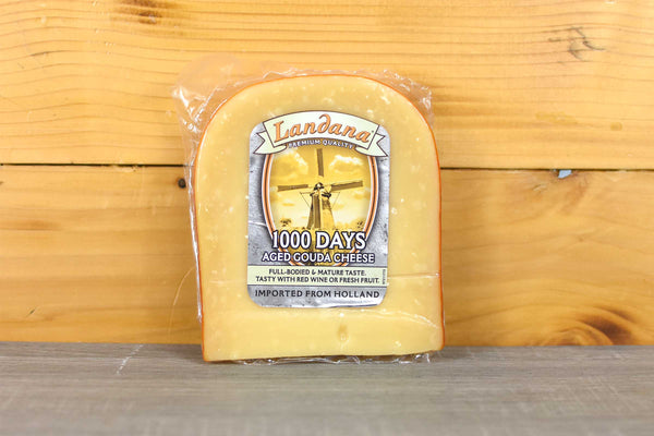 Landana Landana 1000 Day Gouda 180g Dairy & Eggs > Cheese