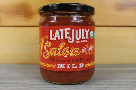 Late July Late July Mild Salsa 15.5oz Pantry > Pasta, Sauces & Noodles
