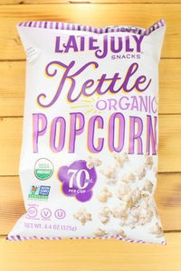 Late July Late July Popcorn Kettle 4.4oz Pantry > Cookies, Chips & Snacks