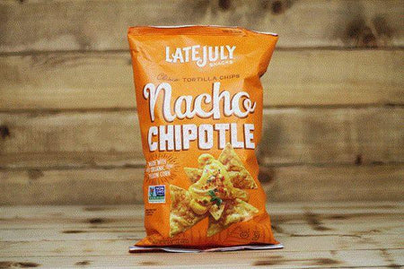 Late July Nacho Chipotle Tortilla Chips 5.5oz Pantry > Cookies, Chips & Snacks