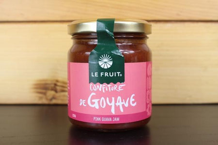 Le Fruit LE Guava Fruit Jam 225g Pantry > Nut Butters, Honey & Jams