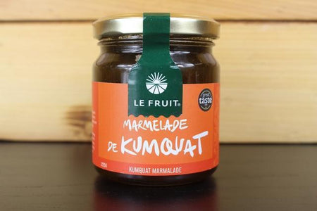 Le Fruit LE Kumquat Marmalade Jam 225g Pantry > Nut Butters, Honey & Jams