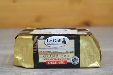 Le Gall Drum Churning Salted Butter Unpasteurized 250g Dairy & Eggs > Butter