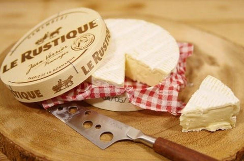 Pasteurised Brique Brebis Sheep Cheese 150g