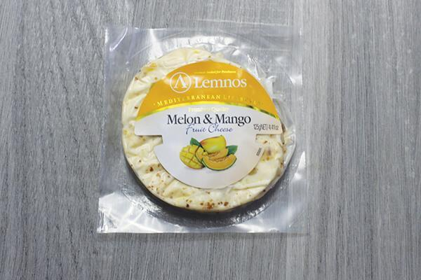 Lemnos Lemnos Cream Cheese Melon Mango 125g Dairy & Eggs > Cheese
