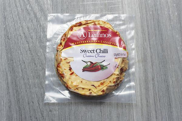 Lemnos Lemnos Cream Cheese Sweet Chilli 125g Dairy & Eggs > Cheese