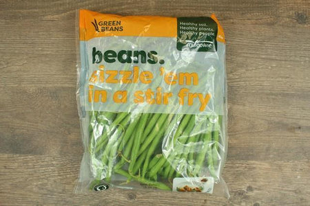 Liitle Farms Produce Beans Pre-Packed 400g Produce > Vegetables