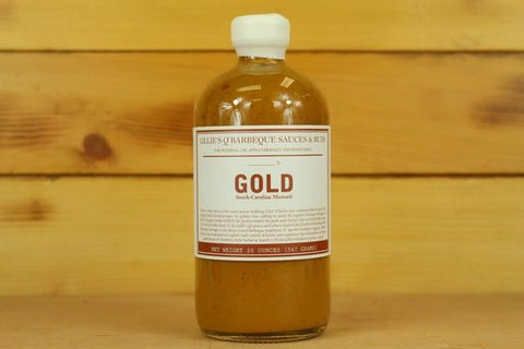 California Gold BBQ Sauce 450g