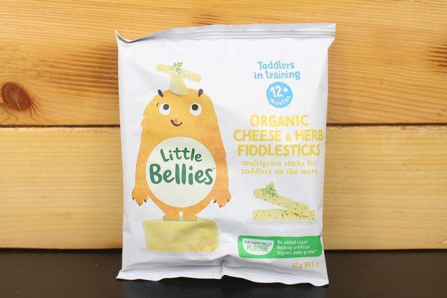 Little Bellies Little Bellies C&H Fiddlesticks 12g Pantry > Baby Food & Kids Corner