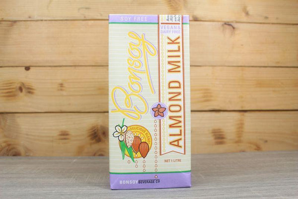 Little Farms Bonsoy Almond Milk 1L Pantry > Milks & Dairy Alternatives