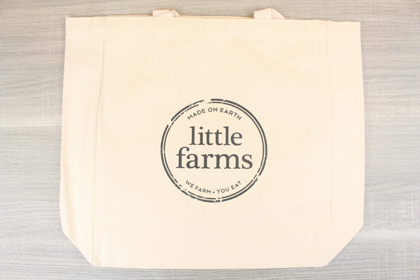 Little Farms Canvas Tote Household > Bags