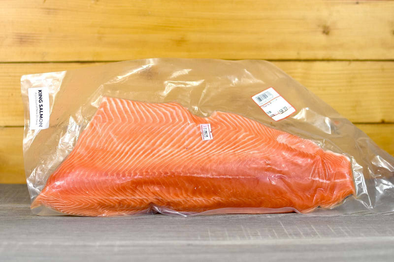 Little Farms Fresh New Zealand King Salmon Fillet ~1kg* Seafood > Fish