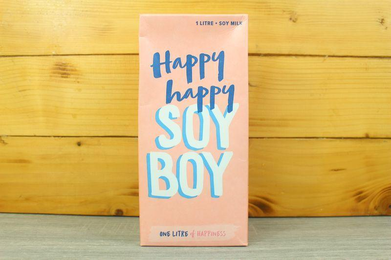 Little Farms Happy Happy Soy Boy 1L Pantry > Milks & Dairy Alternatives