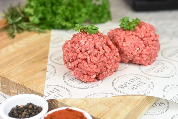 Little Farms King Island Premium Minced Beef 500g