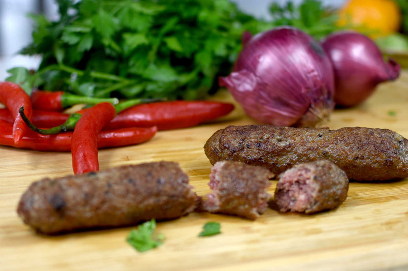 Little Farms Lamb Kofta (each) Meat > Lamb