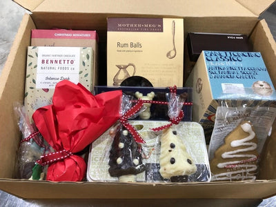 Little Farms Little Farms Christmas Gift Box Hampers > Gourmet & Healthy Hampers