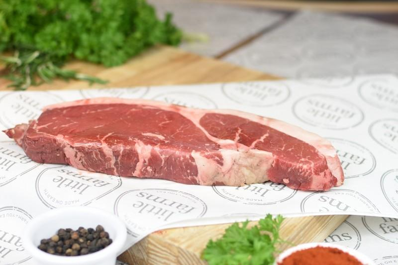 Little Farms Little Joe Porterhouse Striploin 200g