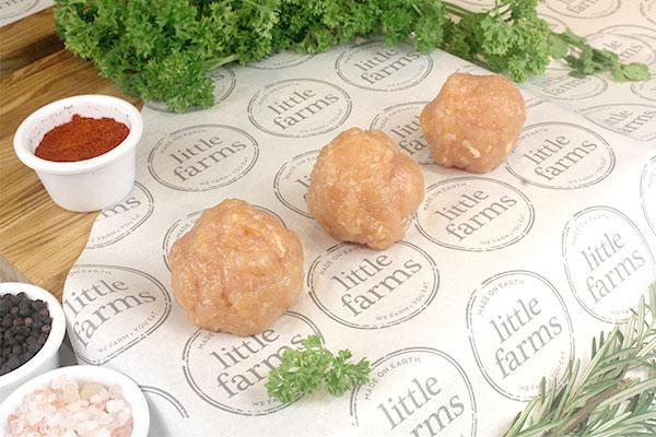 Little Farms Minced Chicken ~450-500g Meat > Poultry