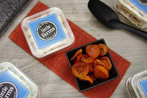 Little Farms Produce Australian Apricot Halves 130g Pantry > Dried Fruit & Nuts