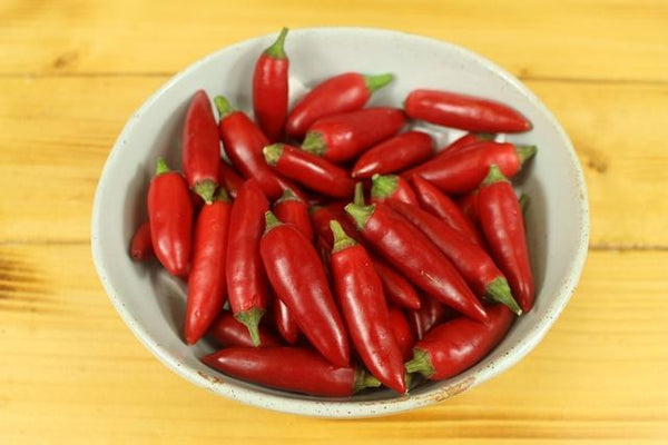 Little Farms Produce Bird Eye Chilli (Hot) 100g Produce > Vegetables